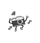 カメラman(個別スタンプ:24)
