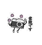 カメラman(個別スタンプ:27)
