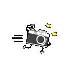 カメラman(個別スタンプ:37)