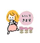 ♡ナチュラル♡優しい敬語♡(個別スタンプ:13)