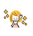 ♡ナチュラル♡優しい敬語♡(個別スタンプ:15)