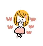 ♡ナチュラル♡優しい敬語♡(個別スタンプ:16)