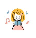 ♡ナチュラル♡優しい敬語♡(個別スタンプ:19)