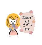 ♡ナチュラル♡優しい敬語♡(個別スタンプ:25)