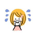 ♡ナチュラル♡優しい敬語♡(個別スタンプ:30)