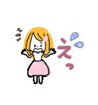 ♡ナチュラル♡優しい敬語♡(個別スタンプ:32)