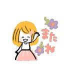 ♡ナチュラル♡優しい敬語♡(個別スタンプ:40)