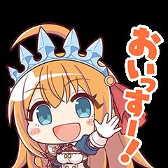 [LINEスタンプ] プリンセスコネクト!Re:Dive第2弾