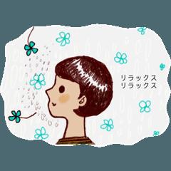 [LINEスタンプ] 毎日の(^^)なんか楽しいスタンプ