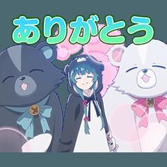 [LINEスタンプ] 「くまクマ熊ベアー」 vol.2