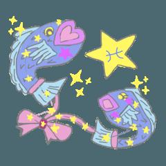[LINEスタンプ] ゆっくみ12星座⭐︎惑星⭐︎お誕生日
