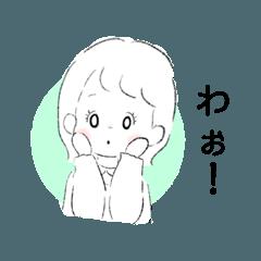 [LINEスタンプ] ゆるりまるいすたんぷ
